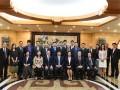 香港船东会主席拜会内地两大船舶工业央企:积极参与一带一路